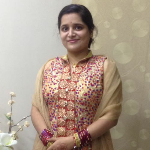 Garima Mullick, Office Manager